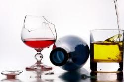 Отказ от алкоголя перед анализами