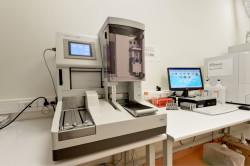 Лаборатория для исследования анализов