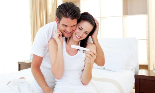 Наступление запланированной беременности