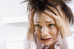 Нервоз - симптом гормонального сбоя