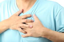Рост концентрации АСТ при заболеваниях сердца