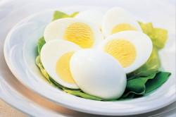 Яйца - причина аллергии у детей