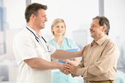 Консультация врача перед назначением анализов