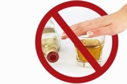 Отказ от алкоголя перед анализом на железо