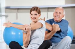 Польза ЛФК при артрите
