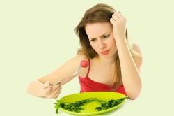 Строгая диета перед анализом