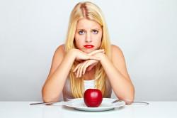 Строгая диета перед анализом крови