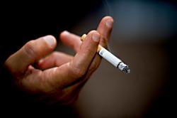 Курение - причина неактивных сперматозоидов