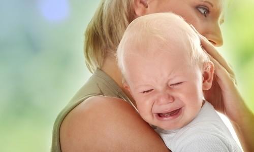 Проблема дисбактериоза у ребенка