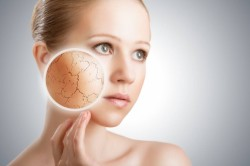 Сухость кожи - симптом лямблиоза