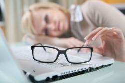 Снижение зрения - повод для анализа на ЦМВ