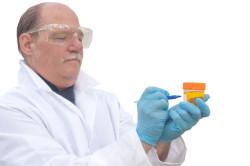 Лабораторные исследования анализа мочи